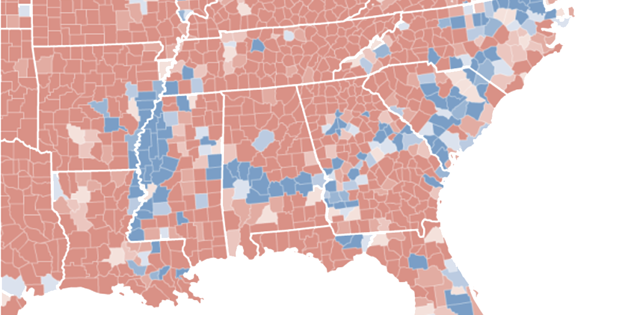 2016 Election Results Alabama By County - Best Electrical Circuit ...