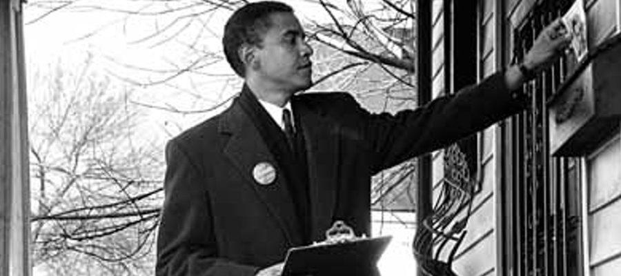 Obama activism
