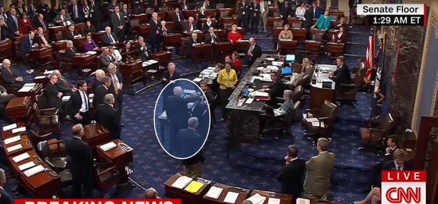 McCain votes no